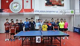 Gençlik festivali şampiyonları Kezal ve Mehmet