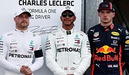 Monaco'da ilk cep Hamilton'ın