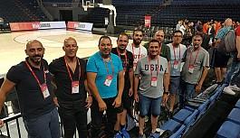 Basketbol antrenörlerimiz, TBF seminerinde
