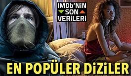 En popüler yabancı diziler (IMDb Temmuz 2019 verileri)