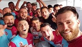 İskele Trabzonspor'da galibiyetlerin mutluluğu yaşanıyor
