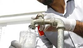 Lefkoşa'da devlet okullarının içme suyu denetlendi