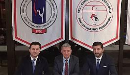 Cimnastikte protokol imzalandı