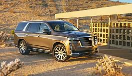 2020 Cadillac Escalade, New York'ta tanıtılacak