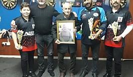 Özinal turnuvasında şampiyon Bozbeyli