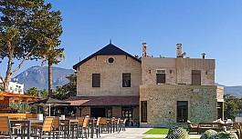 Girne'de 3 restorantı birden soydular