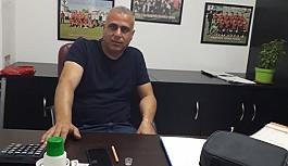 Mannaş: Futbolcularıma Süper Lig yakışır
