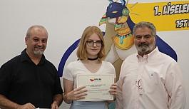 ARUCAD 1. Liselerarası Tasarım Yarışmasının ödül töreni gerçekleşti