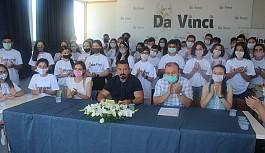 BEAL ve 20 Temmuz Fen Lisesi Giriş Sınavlarında Da Vinci başarısı