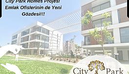 City Park Homes Projesi emlak ofislerinin de yeni gözdesi...
