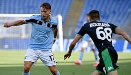 Lazio son dakikalarda yıkıldı