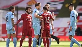 Liverpool bu sezon bir ilki yaşadı
