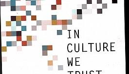 """Sanat aracılığıyla barışa ulaşmak  ve """"In Culture We Trust"""" kitabı"""