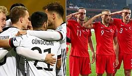 Türkiye ile Almanya hazırlık maçı oynayacak