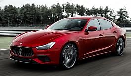 Maserati'den iki Trofeo modeli daha