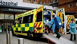 İngiltere'de hastaneler alarmda