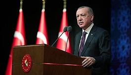 Cumhurbaşkanı Erdoğan...
