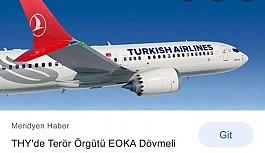 Kıbrıslı Türk pilot...