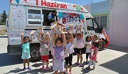 Değirmenlik Belediyesi çocukları sevindirdi