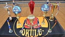 Şahlan Spor'un kupa gururu