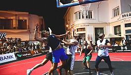 Girne'de basketbol coşkusu yaşandı