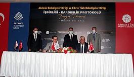 Türkiye'den belediyelere...