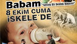 'Süt Babam' belgeseli İskele'de gösterilecek