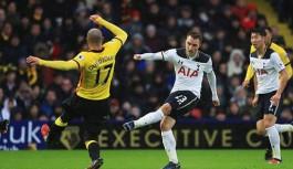 Tottenham yeni yıla farklı girdi