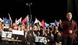 Çağdaş Müzik Korosu Kosova ve Türkiye'de konser verdi