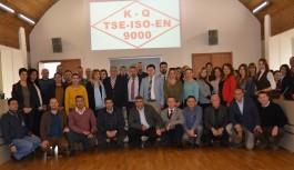 DAÜ'ye ISO 9001:2008 VE ISO 10002:2014 denetimlerinden tam not