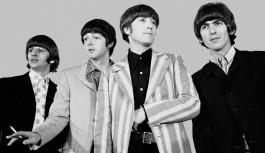 Efsanevi müzik grubu The Beatles