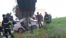 Kazada ölen kişi Ali Ilgaz
