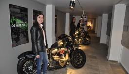 Harley Davidson klasikleri, hayran bıraktı