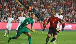 Türkiye, Finlandiya'yı 13 dakikada yıktı