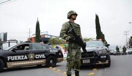 Meksika'da geçen ay 2 bin 20 cinayet...