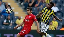Fenerbahçe'ye, Antalya çelmesi 0-1