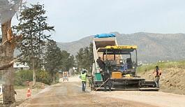 Gönyeli-Boğaz yolu Temmuz'da açılacak