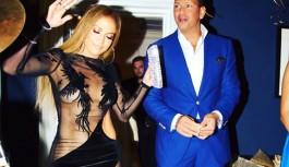 Jennifer Lopez nefes kesti