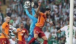 Aslan'dan Bursa'da müthiş geri dönüş