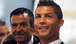 Ronaldo'nun menajeri Mendes'e kötü haber