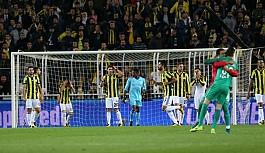 Fenerbahçe'den son beş sezonun en kötü performansı