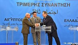 Güney Kıbrıs, Yunanistan ve Mısır arasında...