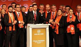"""UBP'den """"Biriz Birlikteyiz"""" sloganıyla..."""