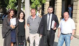 Afrika'ya sürpriz avukat
