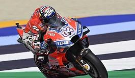 MotoGP'de heyecan İspanya'da