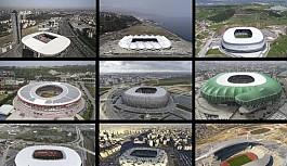Türkiye modern statlarıyla EURO 2024'ü...