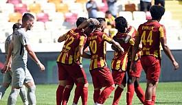 Yeni Malatyaspor'a tek gol yetti