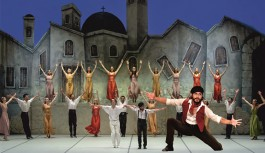 Zorba Balesi yarın, Girne Amfitiyotra'da...