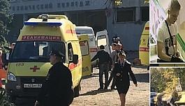 Kırım'daki okul saldırısında ölü...