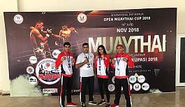 Muaythai milli takımından büyük başarı